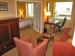 Marriott Suites Room