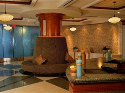 South Point Vegas Spa Lobby