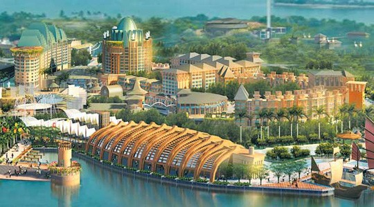 Resorts World Sentosa Casino Hotel