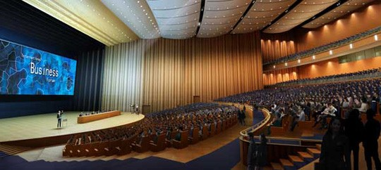 RW Sentosa Casino/Hotel Theater