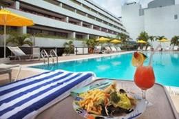 Concorde Hotel Singapore - Pool