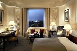 Shangri La Hotel Singapore - Room