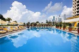 Mandarin Oriental Singapore Hotel - Pool