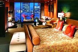Mandarin Oriental Singapore Hotel - Room