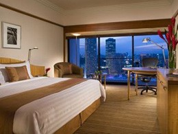 Pan Pacific Hotel Singapore - Room