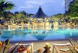 Fairmont Singapore Hotel Pool