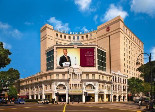 Rendezvous Singapore Hotel