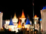 Excalibur hotel 